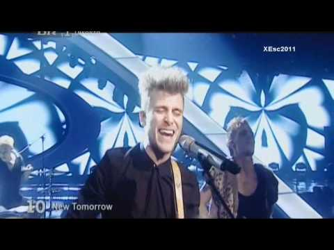Eurovision Song Contest 2011 Denmark - A Friend In London - New Tommorow - Live