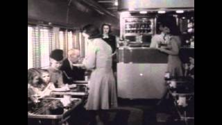 A Great Railroad at Work (1942) B&W - Historic Movie