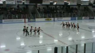 Rhythm and Blades Pre Juvenile at Granite City Classic 2009