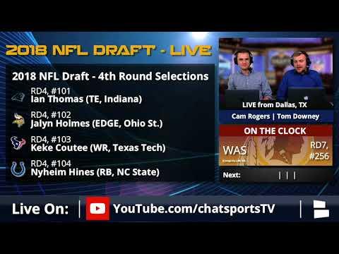 2018 NFL Draft: Here Are All 256 Draft Picks - 동영상