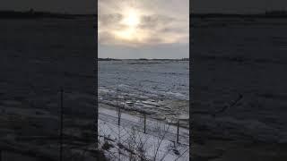 5 декабря 2018 - Амур ещё не замёрз в районе с. Амурзет, ЕАО