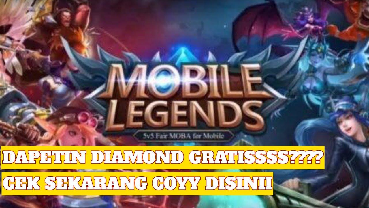 DAPETIN DIAMOND GRATIS !! INI DIA PEMENANGNYA - YouTube