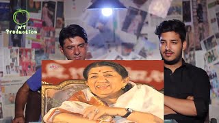 Pakistani Reacts To | Lata Mangeshkar | Melody Queen | Biography | Reaction Express