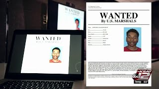 VIDEO: SA man wanted for 2 sex crimes against teen girl