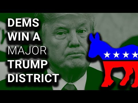 SHOCK: Democrat Claims Victory in MAJOR Trump District