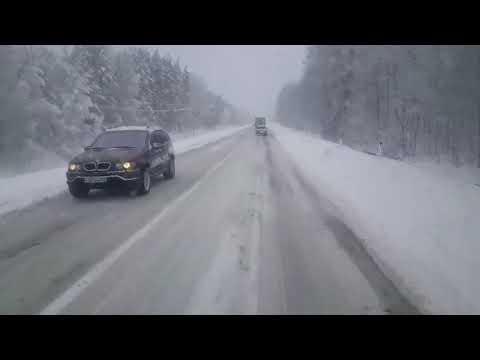 ДТП на трассе под Томском.