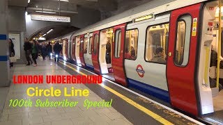 London Underground Circle Line Special