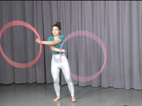 The Lisa Saunders Show: Caitlin Brehart and Hula Hoops!