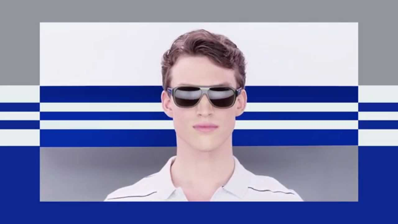 4a72ff404d6 2015 - Lacoste Eyewear Campaign - YouTube