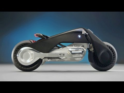 ► BMW Motorrad VISION NEXT 100