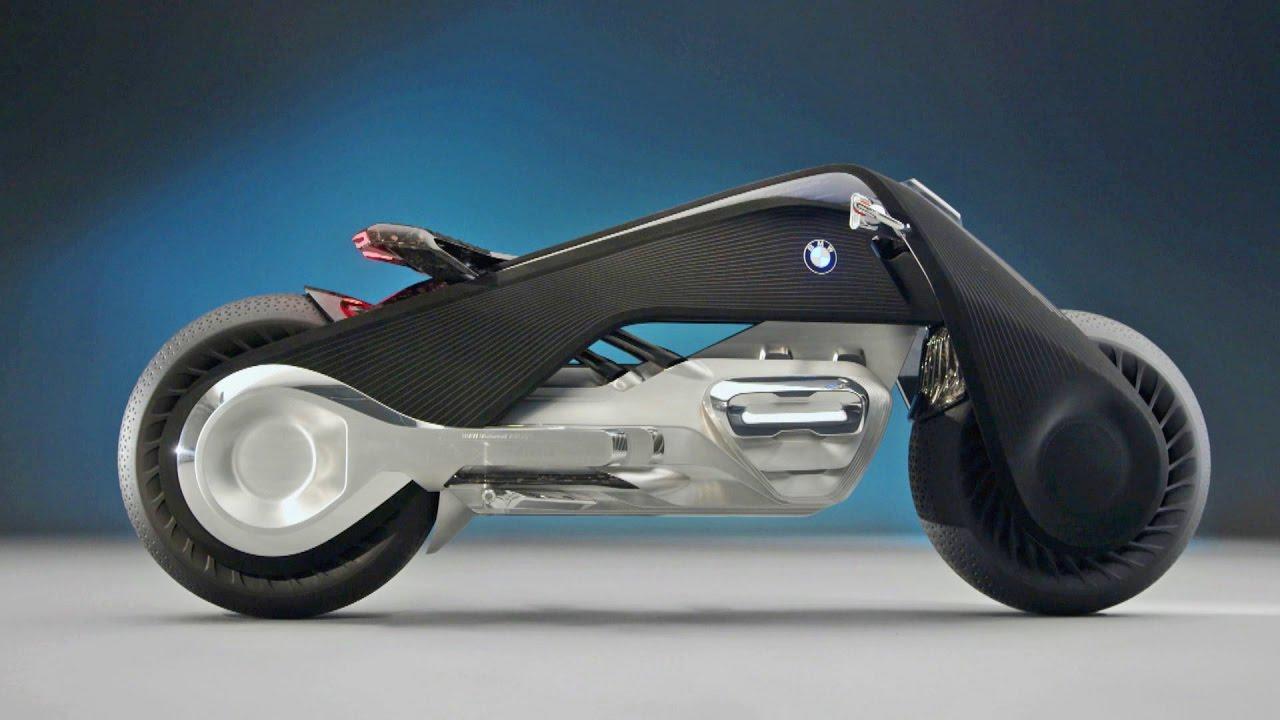 bmw motorrad vision next 100 youtube. Black Bedroom Furniture Sets. Home Design Ideas