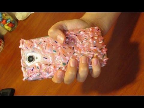 Телефон поделка своими руками