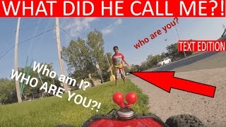 "KID ATTACKED BY ""HENRY THE RC CAR""!"
