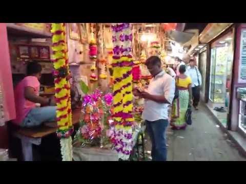 Bhuleshwar Flower Market Phool Gulli - Mumbai