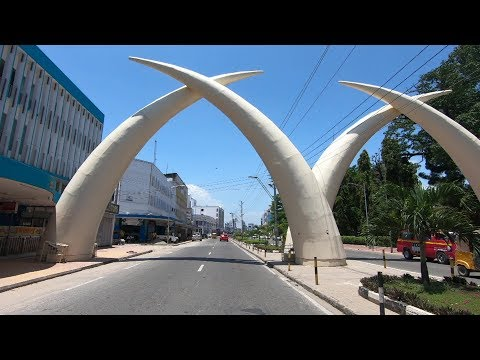 My Mombasa: A trip around the Kenyan city with Hanifa - BBC What's New?