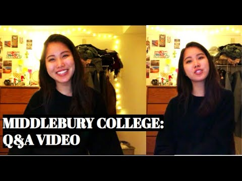 Middlebury College Q&A