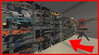 MOST INSANE CLAN BASE RAID EVER! (VANILLA!) - Unturned Vanilla Base Raid