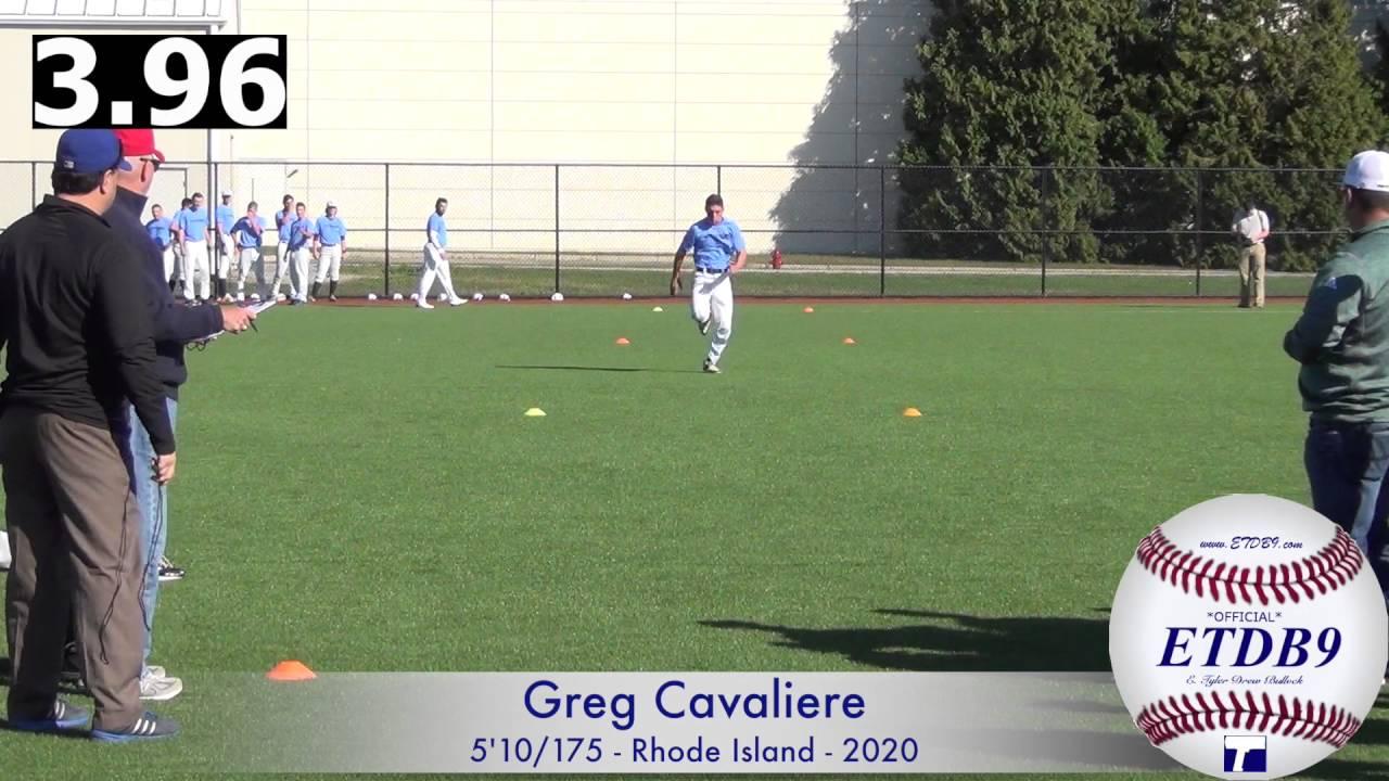 Uri Fall 2020 Schedule.Greg Cavaliere Uri 2020