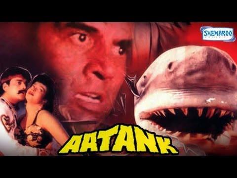 Aatank Hindi Full Movie In 15 mins - Dharmendra - Hema Malini - Vinod Mehra - Bollywood Movies