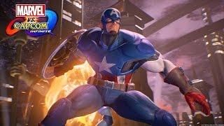 Marvel vs. Capcom: Infinite - ストーリートレーラー 1