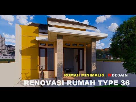 Rumah Sederhana Tapi Mewah 6 X 12 Wdesain Youtube