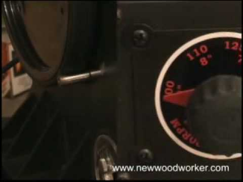 JET Slow Speed Sharpener Review