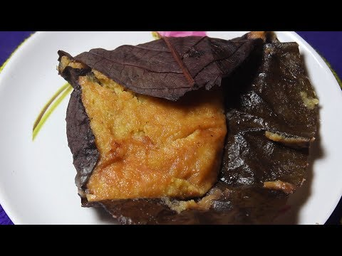 Jackfruit Gatti | Traditional Mangalorean Cuisine English Recipe CountNCook with calories
