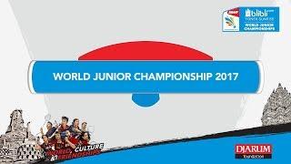 WORLD JUNIOR CHAMPIONSHIP 2017 | MS R64 | HORAK (SVK) vs POPOV…