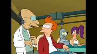 Лучшие моменты #Futurama 1 сезон 2 серия