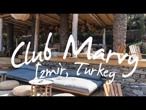 R&R At Club Marvy Izmir Turkey 🌴