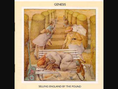 Genesis - I Know What I Like (In Your Wardrobe)