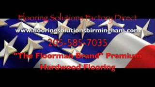 Hardwood Floors | Flooring Solutions | Factory Direct | Birmingham Alabama