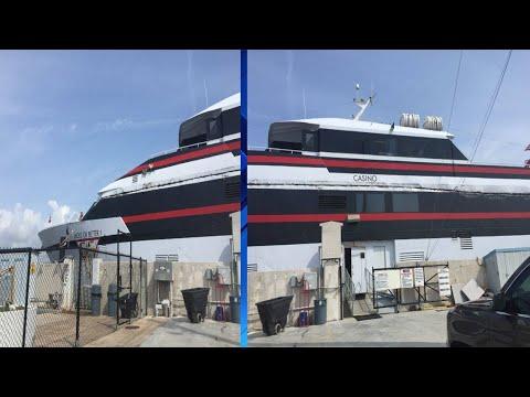 Galveston casino yacht accident
