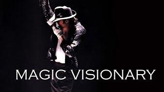 Michael Jackson - Magic Visionary - Collaboration MegaMix - GMJHD thumbnail