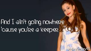 Скачать Ariana Grande Ft Mac Miller The Way With Lyrics