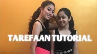 Tareefan Tutorial|| Dance Freaks Choreography~ Anushka Gosavi