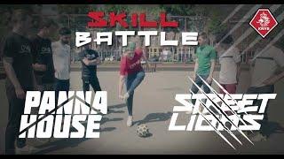 STREET LIONS VS. COPENHAGEN PANNA HOUSE - SKILL BATTLE