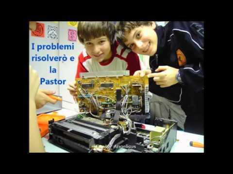 Inno Pastor karaoke - A. Ferrara