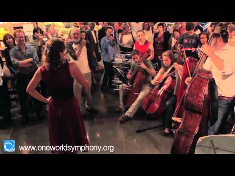 Flash Mob: Gypsy Song from Carmen.mov