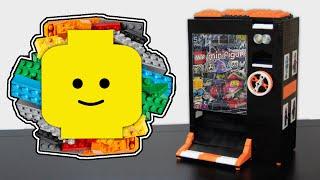 Lego Minifigures Vending Machine
