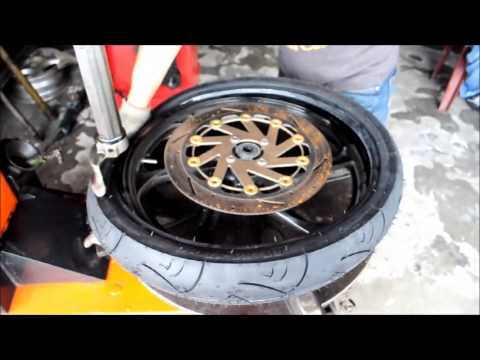 Mizzle MaxxPro Tire Review [Tagalog/Filipino] - YouTube