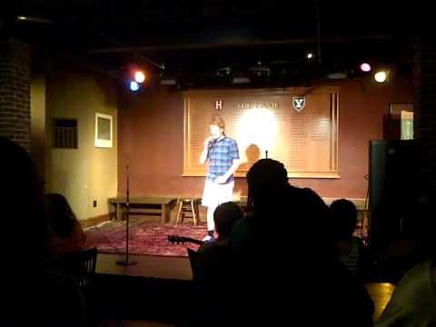Daniel's Karaoke At Harvard SSP