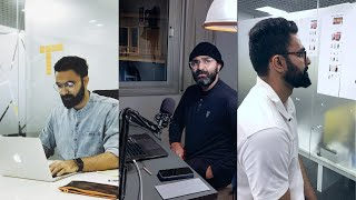 A Day In The Life Of A UI/UX Designer // Vlog 4