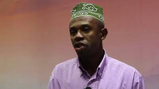 Bacar Soundi de la Communauté Musulmane Ahmadiyya du Mayotte - Jalsa Maurice 2017