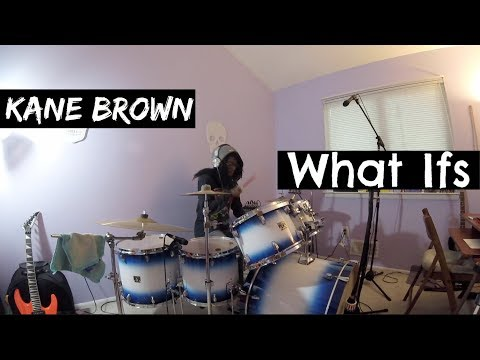 Kane Brown // What Ifs ft. Lauren Alaina // [Drum Cover]