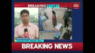 Chennai Doctor May Lose License After Caught On Camera Killing Her Father
