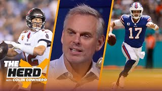 Colin Cowherd reveals his Super Bowl Bubble as of today for the 2021 NFL season | NFL | THE HERD screenshot 3