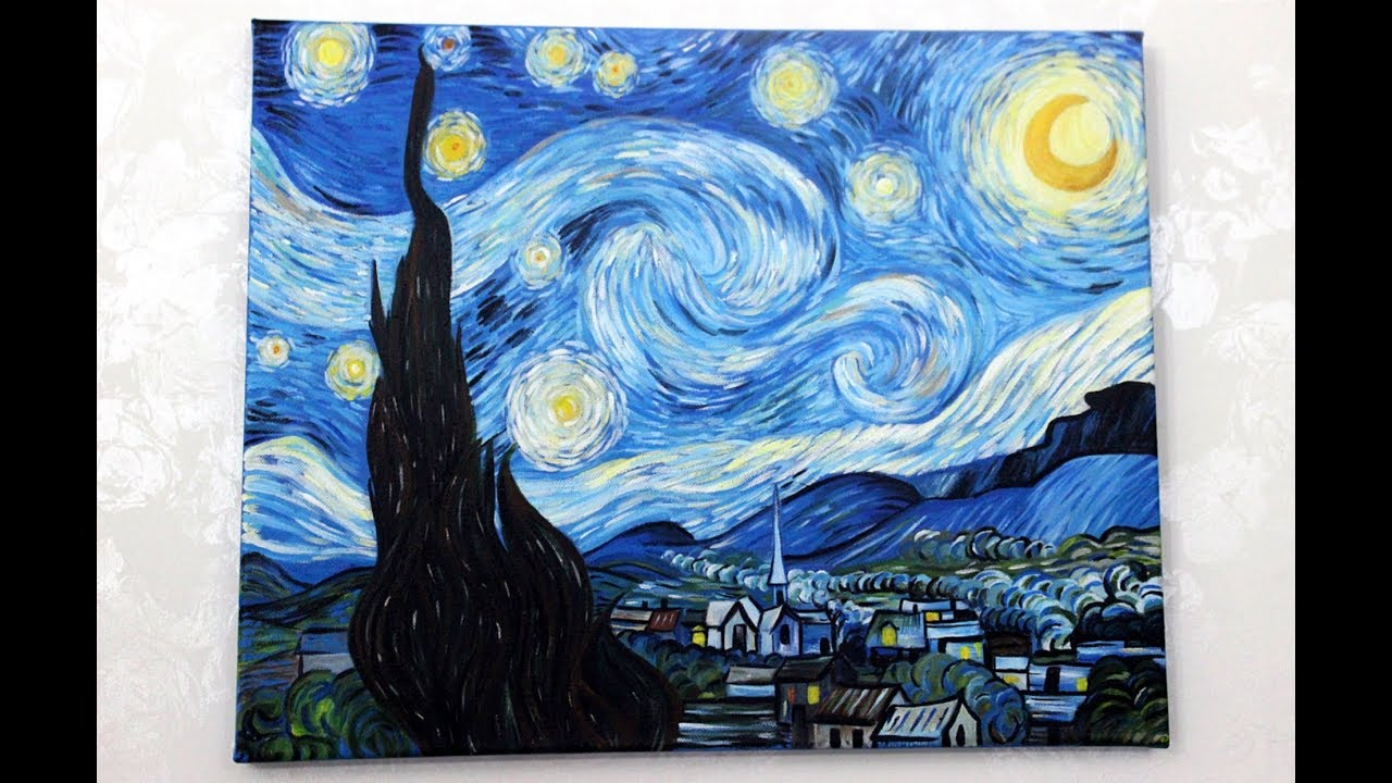 Why Is The Painting Starry Night So Famous