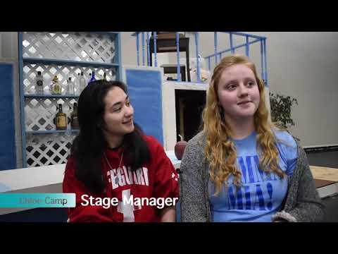 Mamma Mia Wilson Central High School Promo