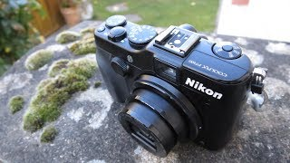 mein ERSTES mal....mit einer Nikon Kamera / Nikon P7100 Review